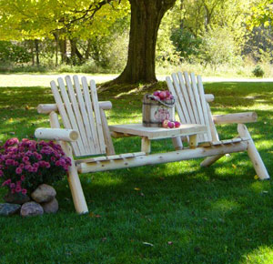 Exceptionnel Handcrafted Wooden Outdoor Furniture