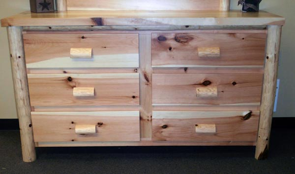 Rustic Bedroom Furniture - Zimmermans Country Furniture - Everett, PA